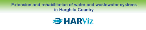 Extension and rehabilitation of water and westewater systems in Harghita County